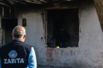 BELEDİYE ENCÜMENİ - Zeytinköy'de Metruk Binalar Yıkıldı