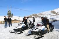 ZIGANA - Zigana Dağı'nda Kayak Sezonu Sona Erdi
