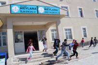 EĞİTİM SEFERBERLİĞİ - 'Afete Hazır Okul' Eğitimleri Devam Ediyor