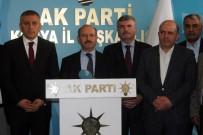GENÇLİK KOLLARI - AK Parti Konya'da Referandum Süreci Değerlendirildi