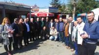 BAĞıMSıZLıK - AK Parti Trabzon Milletvekili Balta 'Evet' İçin Ortahisar'ı Arşınladı