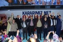 AK Parti Ulukavak Seçim Bürosu Açıldı