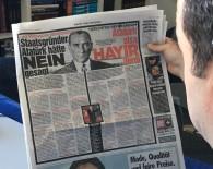 TOTALITER - Alman Bild Gazetesi Yine Türkçe Başlık Attı Açıklaması 'Atatürk Olsa Hayır Derdi'