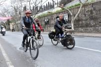 BİSİKLET - Alman Peter Smolka, Bisikletiyle 4 Yıldır Dünya Turu Yapıyor