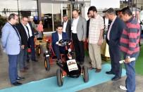 HAKAN TÜTÜNCÜ - Antalya City Expo Sona Erdi