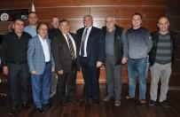 PICASSO - ATSO Başkanı Çetin, Sinan Mahallesi Esnafıyla Buluştu