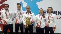 SIRBİSTAN - Badminton Milli Takımı 19 Yaş Balkan Şampiyonu Oldu