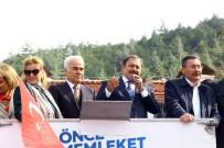 ANAYASA DEĞİŞİKLİĞİ - Bakan Eroğlu Nallıhan'da Konuştu