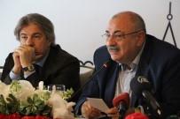 TUĞRUL TÜRKEŞ - Başbakan Yardımcısı Türkeş Beyoğlu'nda 'Cumhurbaşkanlığı Sistemi'ni Anlattı