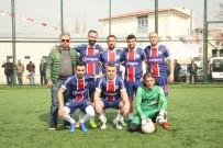KARTAL BELEDİYE BAŞKANI - Başkan Altınok Öz Köyler Arası Futbol Turnuvasına Katıldı