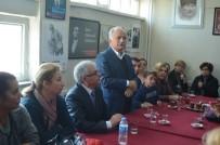 KASıRGA - Başkan Karabağ'dan Kula'da Referandum Çalışması