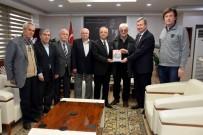GENEL SEKRETER - Başkan Kayda, SAMARÇE Derneğini Ağırladı