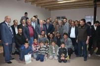 ADNAN YıLMAZ - Başkan Orhan, Hafta Sonu 18 Mahalleyi Gezdi