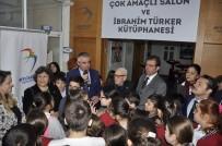 BEYLIKDÜZÜ BELEDIYESI - Beylikdüzü'ndeki Büyükşehir Ortaokulu Kütüphanesine Kavuştu
