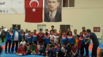 ALTIN MADALYA - Biga Karate Gençlik Spor Kulübü Genel Klasmanda Şampiyon