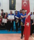 BEDENSEL ENGELLILER - Bilek Güreşinde Şanlıurfalı Sporcu, Türkiye Şampiyonu Oldu