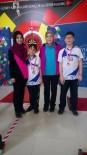 ÖZLEM YILMAZ - Bozüyüklü Dart Sporcuları Turnuvadan Madalya İle Döndü