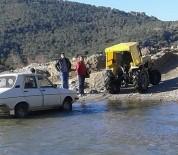 Burhaniye' De Selden Yıkılan Köprü Yapılmayı Bekliyor