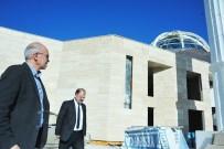 Çalışkan Açıklaması 'Ahmet Yesevi Camisi Türkiye'de Örnek Bir Yapı Olacak'
