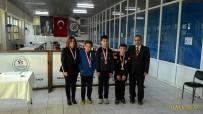 SATRANÇ - Çamlıca Okulları Öğrencileri Satranç Turnuvasında İkinci Oldu