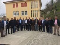 FARUK ÇATUROĞLU - Çaturoğlu Ve Çakır 7 Köyü Gezip Destek İstedi