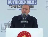 ANAYASA DEĞİŞİKLİĞİ - Erdoğan: Ey Kılıçdaroğlu ispatlarsan ben istifa edeceğim, ispatlayamazsan sen istifa et