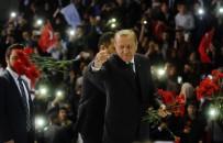 GAZI MUSTAFA KEMAL - Cumhurbaşkanı Erdoğan Açıklaması 'Kılıçdaroğlu Sen Neredeydin, Atatürk Havalimanında Kaçıyordun'