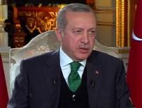 MİLYAR DOLAR - Cumhurbaşkanı Erdoğan'dan Alman Bild'e yanıt: Atatürk 'evet' derdi