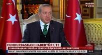 TERÖRİSTLER - Cumhurbaşkanı Erdoğan'dan 'Tek Adam' Eleştirilerine Yanıt