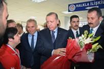 CUMHURİYET ALTINI - Cumhurbaşkanı'ndan Şampiyon Sporculara Ödül