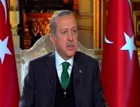 MİLYAR DOLAR - Cumhurbaşkanı Erdoğan: Kararın aidata bağlı alınmasını hafif buluyorum