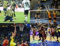 FUTBOL TAKIMI - Derbi Fenerbahçe'den Sorulur