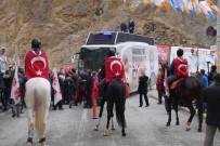 Derik Kaymakamı Safitürk'ün Katlini Planlayanların Yakalandığını Şehit Kaymakamın Babaocağı Çaykara'da Açıkladı