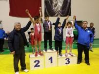 ANTALYA - Dursunbey Belediyespor'lu Güreşçilerden Bir Başarı Daha