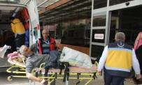 El Bab'da EYP İnfilak Etti Açıklaması 2 Ölü, 1 Yaralı