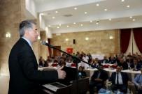 MÜDÜR YARDIMCISI - Elazığ'da Asfalt Paneli