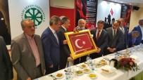 ŞEKER FABRİKASI - Elitaş, Kayseri Şeker'in Boğazlıyan Fabrikası Çalışanları Bir Araya Geldi
