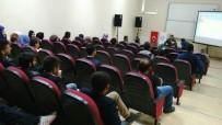 ERASMUS - Erasmus Öğrenci Öğrenim Hareketliliği Konulu Bilgilendirme Toplantısı