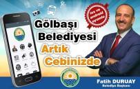 GOOGLE - 'Gölbaşı Belediyesi Mobil Uygulaması' Hizmete Girdi