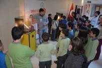 SOSYAL SORUMLULUK PROJESİ - 'Harika Matematik' Sergisi Kuşadası'nda Çocuklarla Buluştu