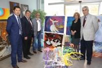 HÜSEYİN KÖROĞLU - 'Hasan Mucay'ın 105 Semazen Figürü' Sergisi Açıldı