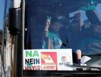 PKK - HDP/PKK taraftarlarının ulaşım sponsoru Almanlar