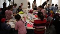 ÖĞRENCİLER - İlkokul Öğrencileri, Giyilebilir Teknoloji Ürünleri Tasarladı