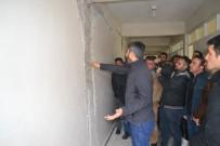 ADıYAMAN ÜNIVERSITESI - İnşaat Mühendisliği Bölümünden Samsat'a Teknik Gezi