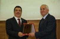 MARMARA BÖLGESI - Irak Gaziantep Başkonsolosluğundan Ortadoğu Business'a Anlamlı Ödül