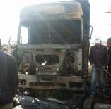 ORHANLı - Kaynak Yapılan Tır Bomba Gibi Patladı Açıklaması 1 Ölü