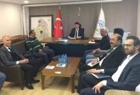 TALAS BELEDIYESI - Kayserigaz Talas Yatırımlarını Masaya Yatırdı