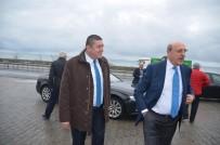 ÜNAL DEMIRTAŞ - Kesici, Alaplı Belediyesi'ni Ziyaret Etti