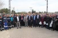 Kilis Belediyesi 'Evet' Çalışmalarını Gövde Gösterisine Dönüştürdü