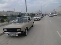 Klasik Otomobillerle Bursa Turu
